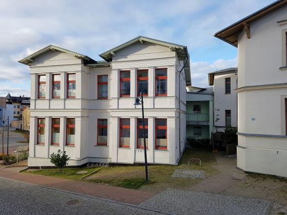 Ferienwohnung Villa Meerblick App 16 Seebad Ahlbeck