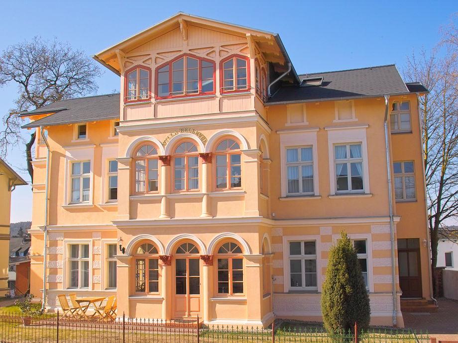 Blick von der Kaiserstr. auf das Haus