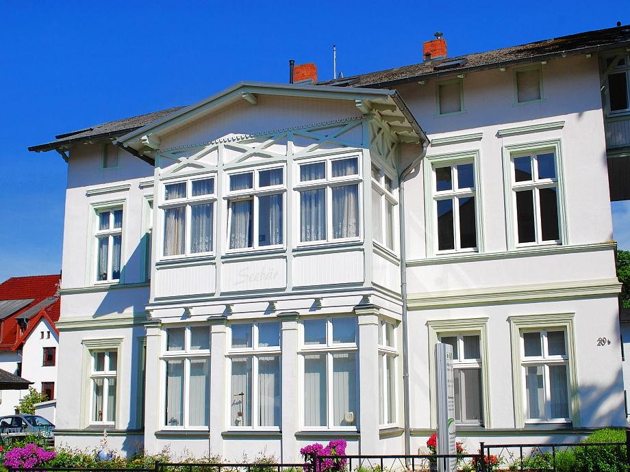 2. Blick auf das Haus