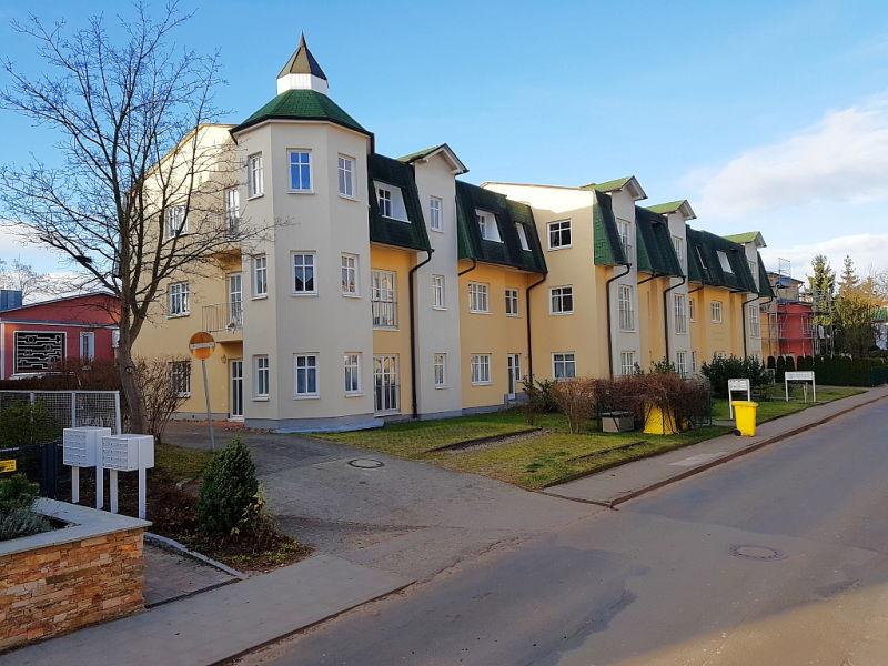 Ferienwohnung Haus Goethestr. App. 06