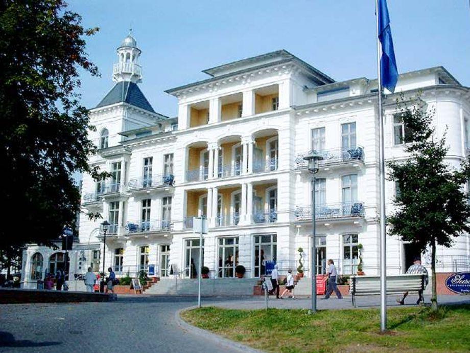 Die Ferienwohnung Villa Seeschloß App. 11