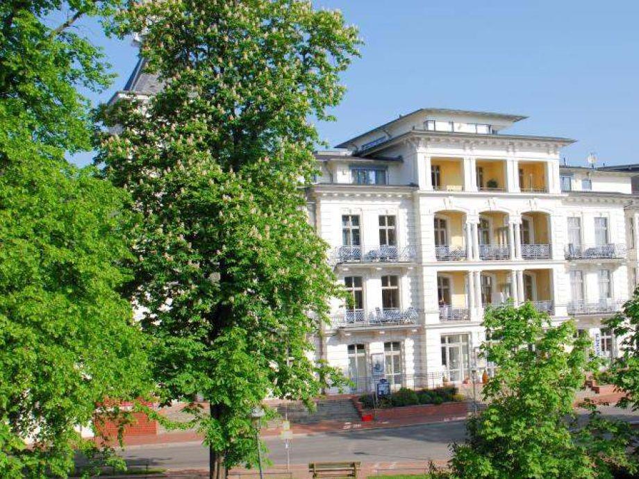 Die Ferienwohnung Villa Seeschloß App. 17