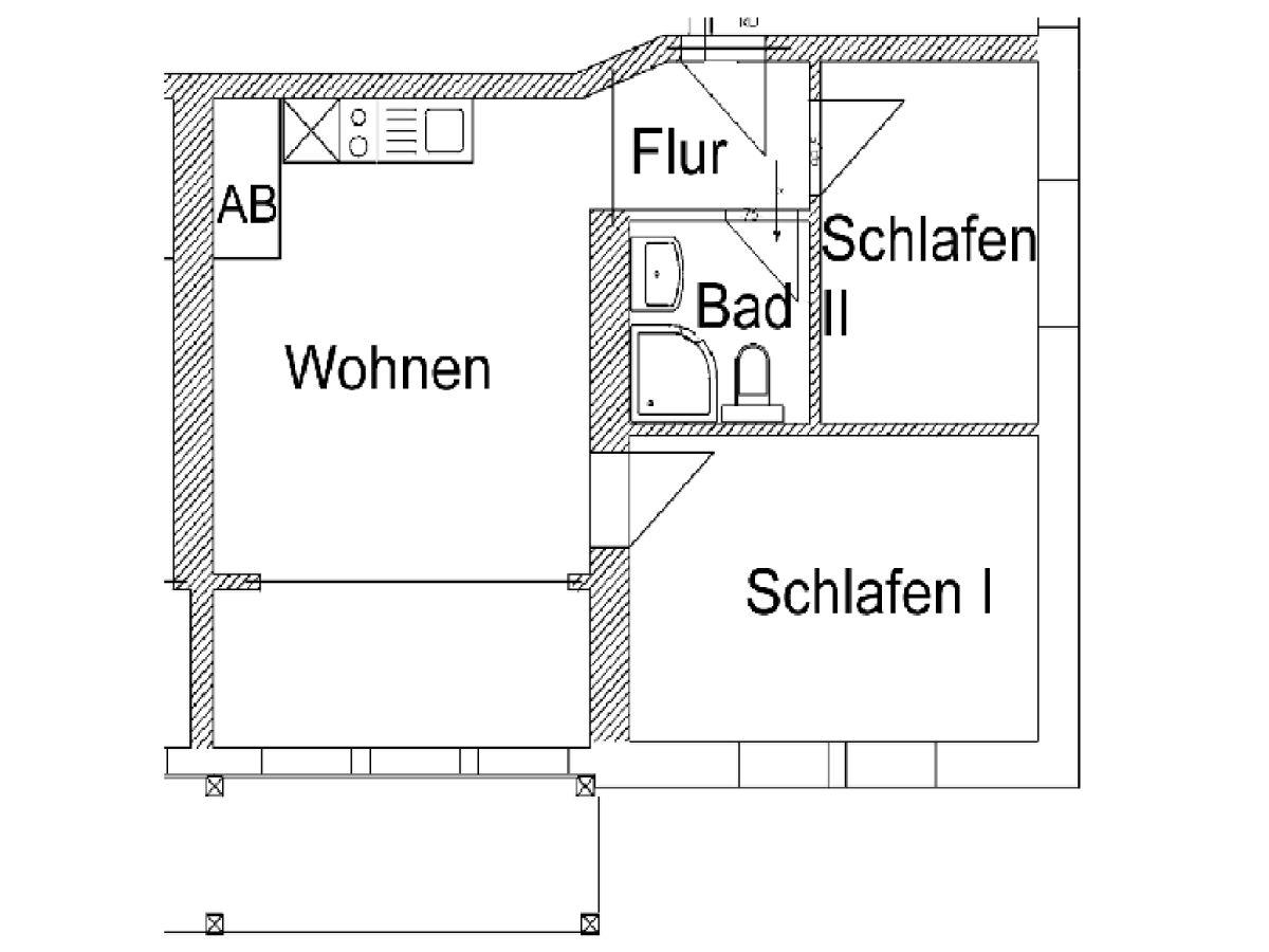 ferienwohnung vineta app 01 mecklenburg vorpommern seebad bansin ostsee firma csi. Black Bedroom Furniture Sets. Home Design Ideas