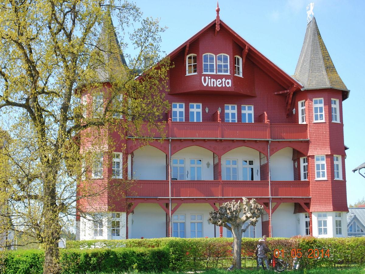 Ferienwohnung Vineta App 02 Mecklenburg Vorpommern