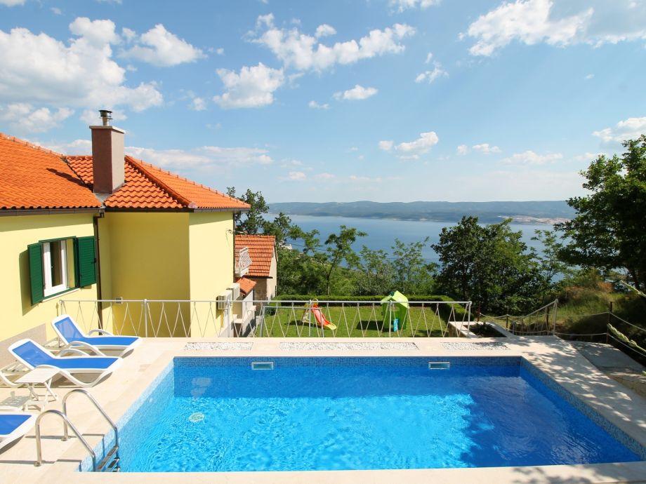 Villa Maruncela mit privatem 24m2 Pool und spektakuläre