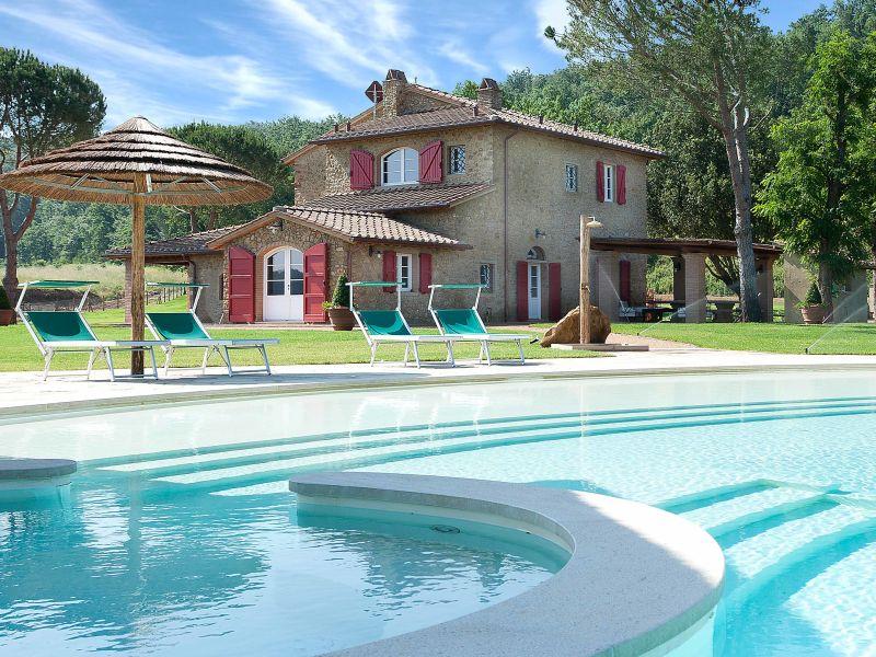 Villa Podere Fonteinfrancia