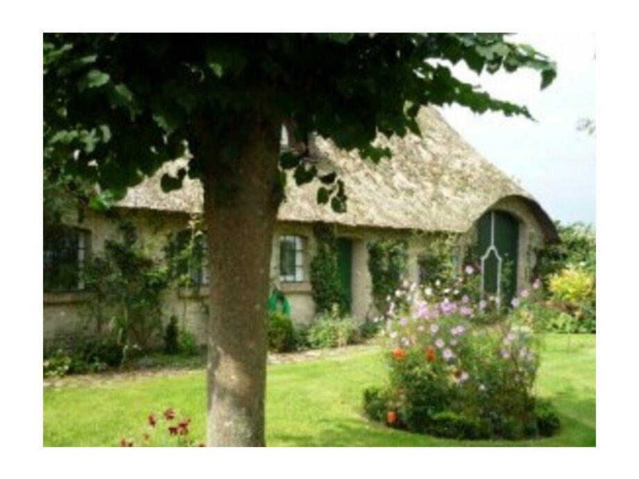 Außenaufnahme Little Rose Cottage