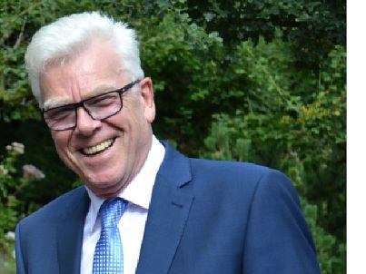 Ihr Gastgeber Karl-Heinz Witte