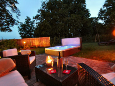 Lounge House - Luxusambiente