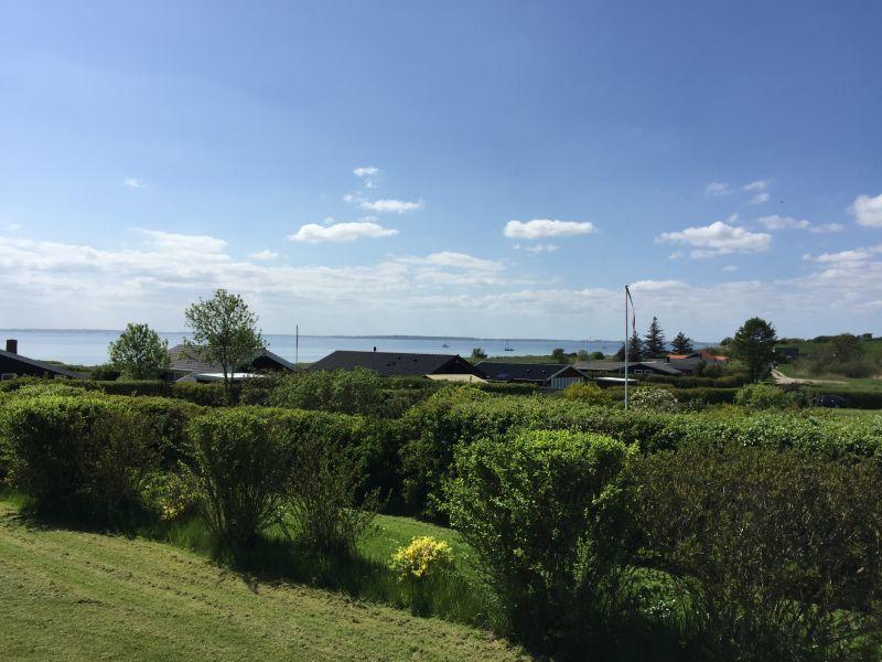 Holiday house sea views