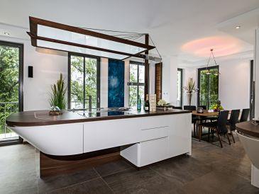 Ferienwohnung Penthouse 27 & SPA in der Villa Mathilde