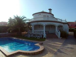 Villa Marisol mit Klimaanlage und Privat Pool für bis 12 P.