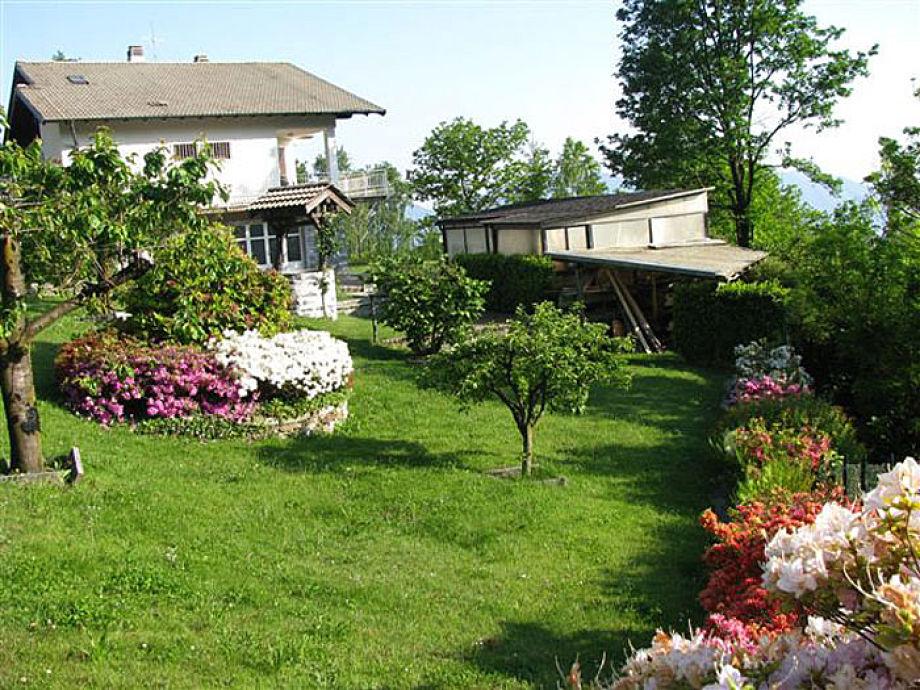 Ca. 600 m² großer gepflegter Garten