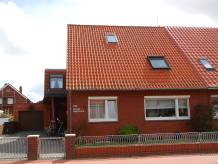 Ferienwohnung Haus Seeigel, Stranddistel mit Balkon