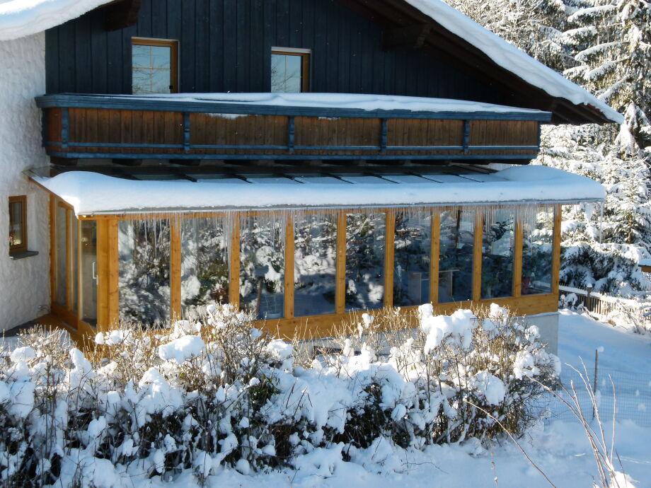 Winter beim Goldbachl Peppi