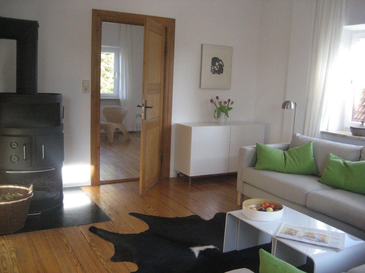 ferienwohnung dat grote huus maasholm schleid rfer schlei und ostsee frau franziska thur. Black Bedroom Furniture Sets. Home Design Ideas