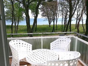 Ferienwohnung Strandhus - Matrose - Meerblickbalkon