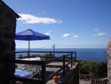 Ferienhaus Refugio da Baleia
