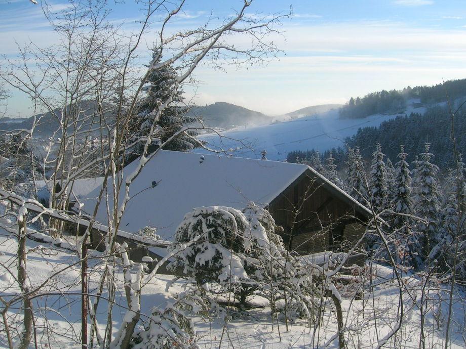 'Willinger-Bergrausch' im Winter