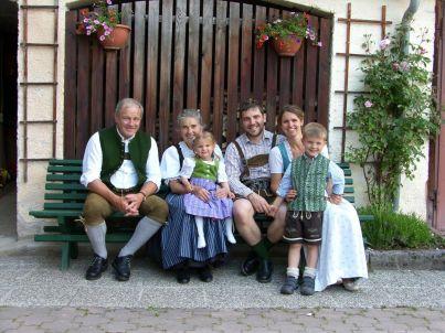 Ihr Gastgeber Familie Friedl