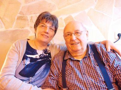 Ihr Gastgeber Doris und Joachim Hartung
