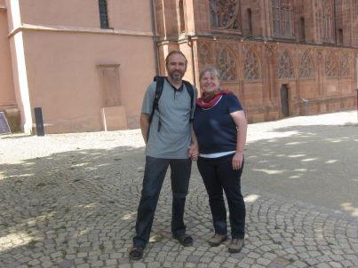 Ihr Gastgeber Ingrid und Oliver Hinz