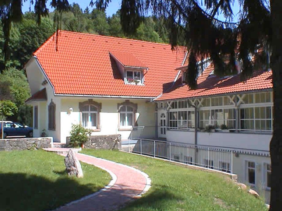 Ferienwohnung Luisenhof in Zell im Wiesental