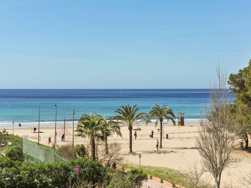Strand-Ferienwohnung Paguera - 1086