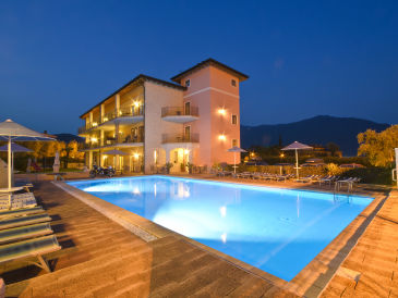 Holiday apartment Residenza Le Due Torri