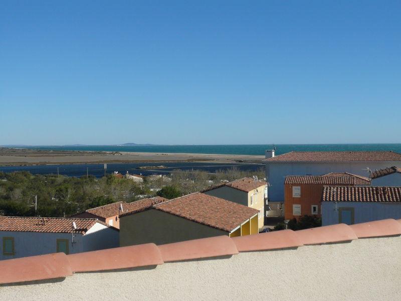 Ferienhaus über den Dächern von Saint Pierre la Mer …