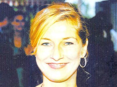 Your host Martina Fischer