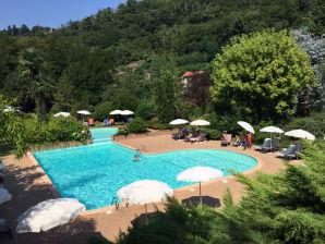 Ferienwohnung Residenz Villa Ada Troubetzkoy B 102