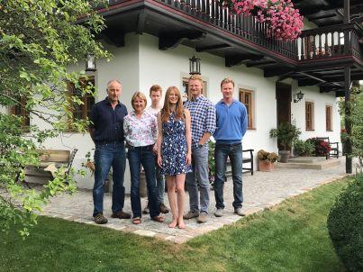 Ihr Gastgeber Markus und Notburga Hofberger GBR