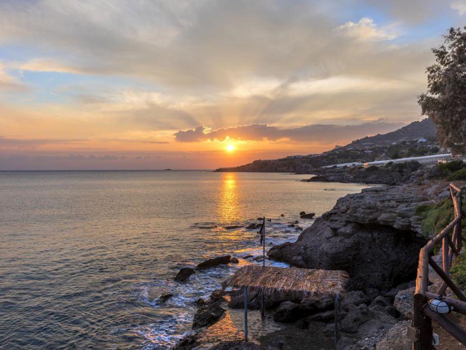 Villa Southcrete Griechenland Kreta Makrigialos Mavros