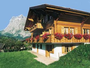 Chalet Alta - 3-Zimmer-Ferienwohnung