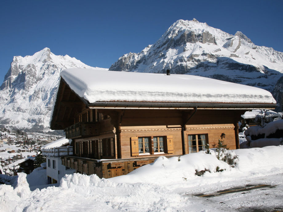 Chalet Alta Winter
