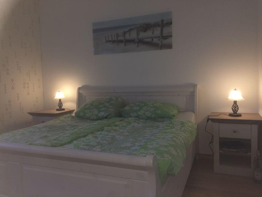 Neues Schlafzimmer im April 2017