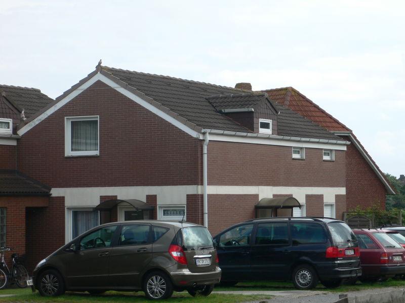 Ferienwohnung Terrassen-Fewo mit Parkplatz-Nr.11 im Haus Norderoog
