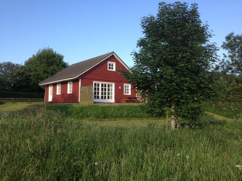 Ferienhaus Treeneblick