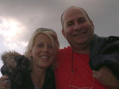 Ihr Gastgeber Peter und Heidi Mick