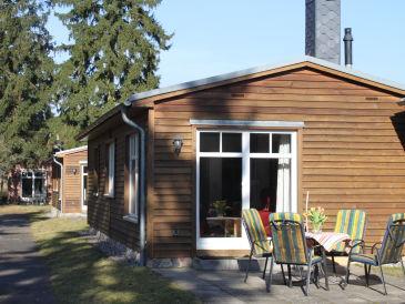 Ferienhaus Blockhaus Schwan am Gut Settin