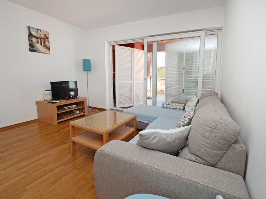 Apartment Esteral Wohnzimmer