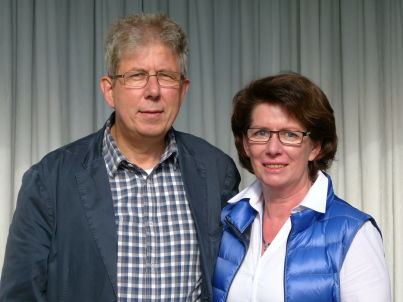 Ihr Gastgeber Heike & Hans Heinrich Faby