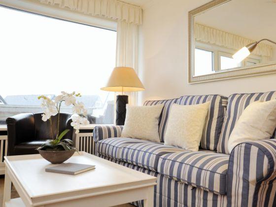 ferienwohnung 18 im haus delphin k nig sylt hdh 18. Black Bedroom Furniture Sets. Home Design Ideas
