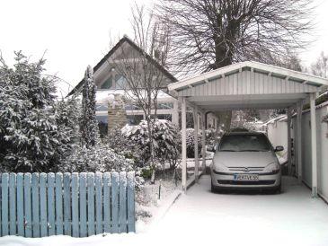 Ferienwohnung am südl. Stadtrand von Bremen (in Achim-Uphusen)