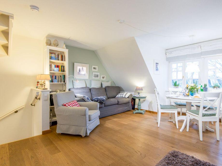 Ausstattung Ferienwohnung 11 im Haus Süderhof (KÖNIG SYLT, HSK/11)