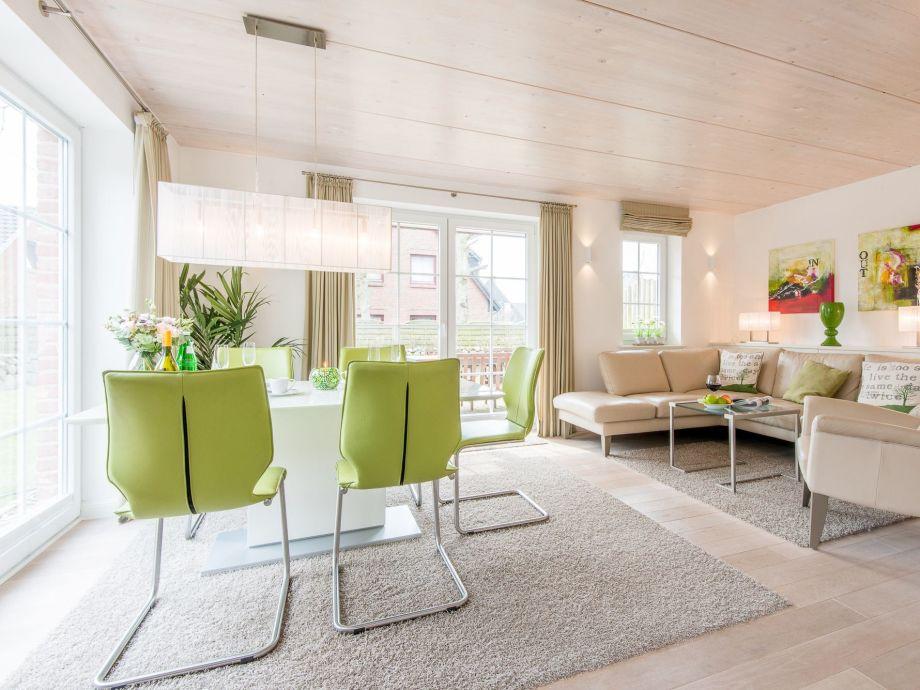 Ferienhaus Sylt, Haus Nordgang 8, Haushälfte B, Essecke