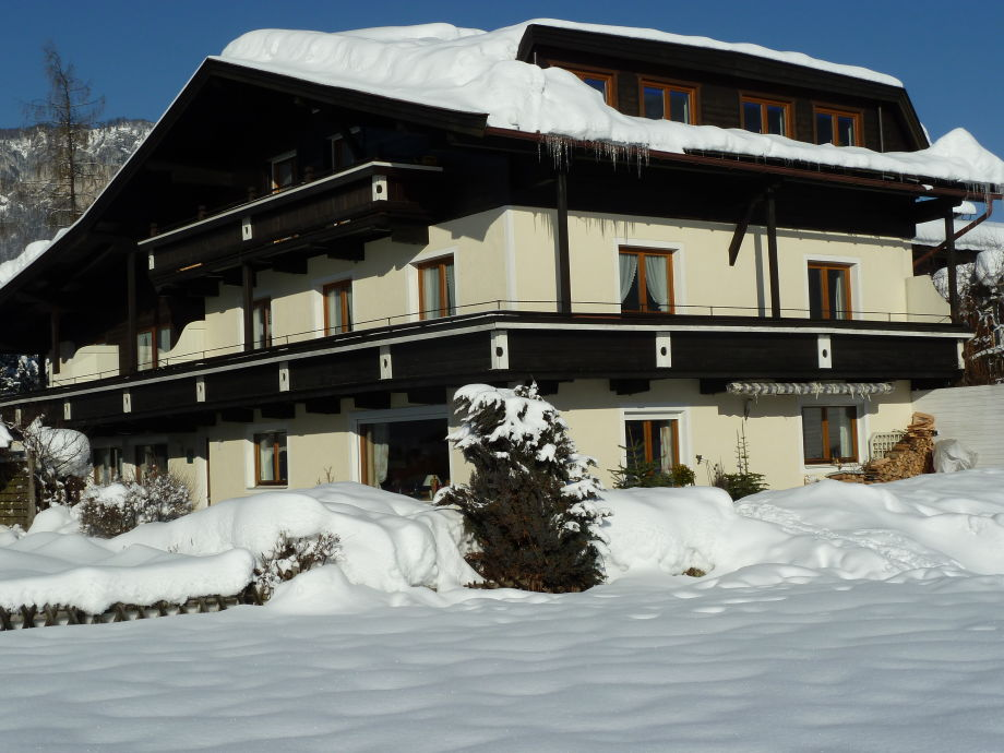 Appartementhaus Astl Winter