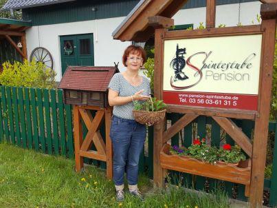 Ihr Gastgeber Marita Kutschke