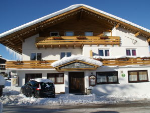Holiday apartment Kornauer Stuben